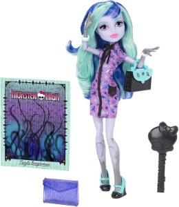Boneca Monster High Volta as Aulas Twyla Mattel