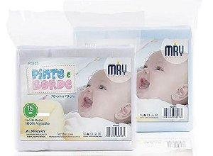 Fralda Luxo Pinte E Borde 15 Unidades Minasrey- Infantil