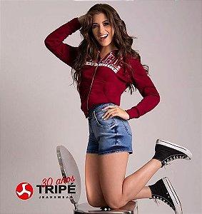 Short Feminino 10078 - Tripé Jeans