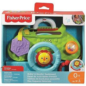 Painel de Atividades Fisher Price - Mattel