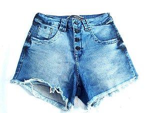Short Feminino - Tripé Jeans