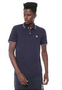 Camisa Polo Fila Reta Premium Masculina