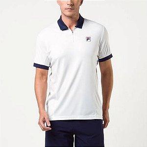 Camisa Polo Fila 70 Tech Masculina