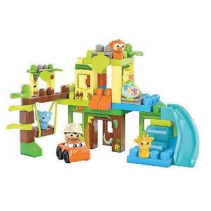 Mega Bloks Selva Divertida First Builders Mattel