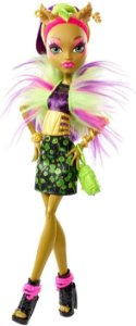 Boneca Clawveen Monster High Fusion Mattel
