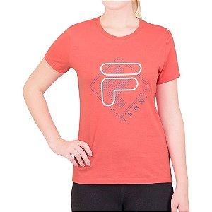 Camiseta Fila Biella Feminina