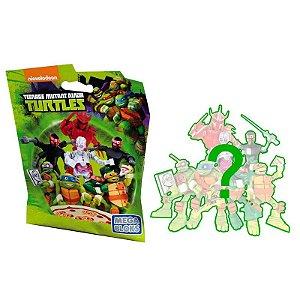Mega Bloks Tartarugas Ninja Figura Surpresa Mattel