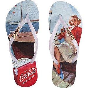 Sandália Coca Cola Cc2863