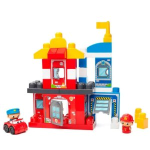 Mega Bloks Esquadrão de Resgate First Bloks Mattel
