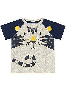 Camiseta Interativa Fakini- Menino