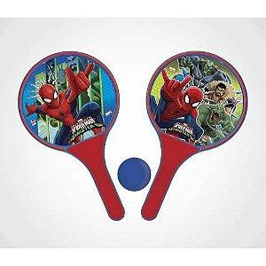 Frescobol Spider Man 2536 - Lider