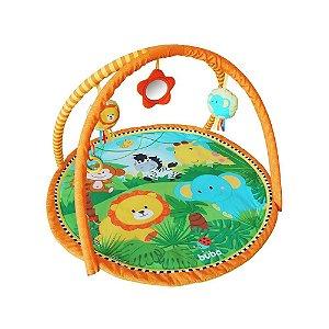 Tapete De Atividades Baby Safari Buba - Infantil