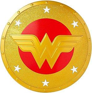 Dc Super Hero Girls Escudo Wonder Woman - Mattel