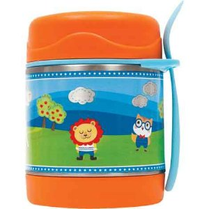 Pote Térmico Happy Friends Buba - Infantil