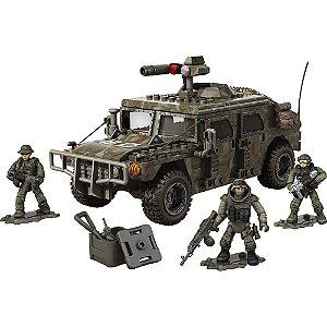 Mega Bloks Call Of Duty Caminhao Blindado - Mattel