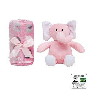 Gift Elefantinho Rosa Buba - Infantil