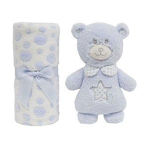 Gift Ursinho Azul Buba - Infantil