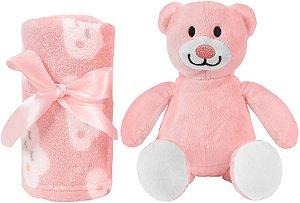 Gift Ursinho Rosa Buba - Infantil