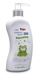 Sabonete Líquido Da Cabeça Aos Pés 200ml Topz Baby