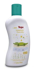 Shampoo Camomila 200ml Topz Baby