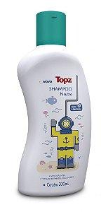 Shampoo Neutro 200ml Topz Baby