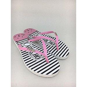 Sandália Cat Stripes Capricho -  Feminino