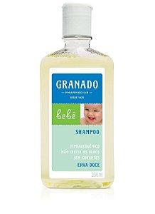 Shampoo Bebê Erva Doce 250ml Granado
