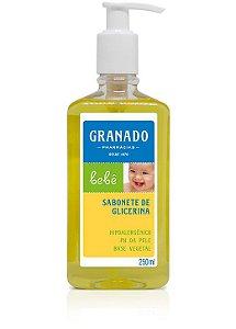 Sabonete Líquido Bebê Tradicional 250ml Granado