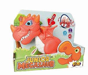 Junior Megasaur Dino Mega Comilão Barão - Infantil