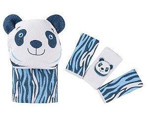 Kit Presente Carinhas Panda Minasrey- Infantil