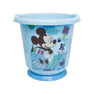 Banheira Sensitive Mickey Baby 17,2 L Plasutil