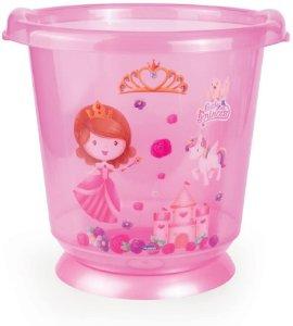 Banheira Sensitive Baby Princess 17,2 L Plasutil