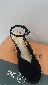 Sapato Bebecê Preto