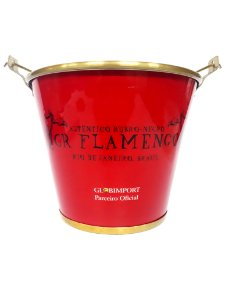 Balde P/ Gelo Flamengo – Glob Import