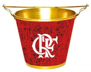 Balde P/ Gelo Flamengo CRF – Glob Import