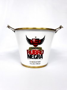 Balde P/ Gelo Flamengo Rubro Negra – Glob Import