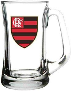 Caneca Scandinavia 355 Ml Flamengo - Glob Import