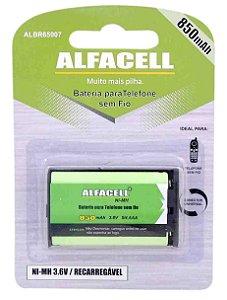 Bateria Alfacell Recarregável P/Telefone S/Fio  - Imporiente