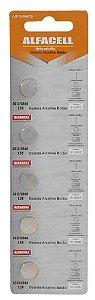 Bateria Alfacell Alcalina Botão - Imporiente