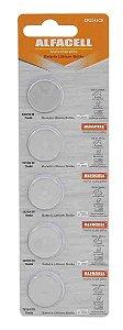 Bateria Alfacell Lithium 3V - Imporiente