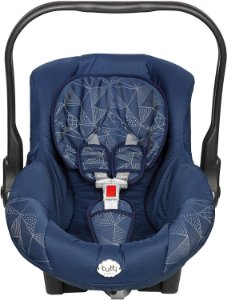 Bebê Conforto Upper Até 13 Kg Tutti Baby Azul