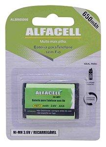 Bateria Alfacell Recarregável P/ Telefone S/Fio - Imporiente