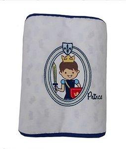 Protege Bebe Reininho Azul Minasrey- Infantil