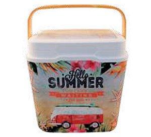 Caixa Térmica Estampada Summer - Imporiente