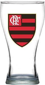 Copo Shape - 470 Ml - Flamengo Logo - Glob Import