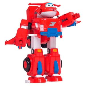 Super Wings Jett Super Robô Barão - Infantil