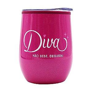 Copo termico oval Diva Uatt