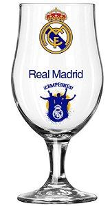 Taça Munique - 380 Ml - Real Madrid Torcida - Glob Import
