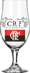 Taça Munique 380 Ml Flamengo Crf - Glob Import