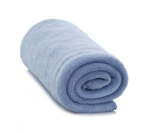 Cobertor queen liso - Camesa